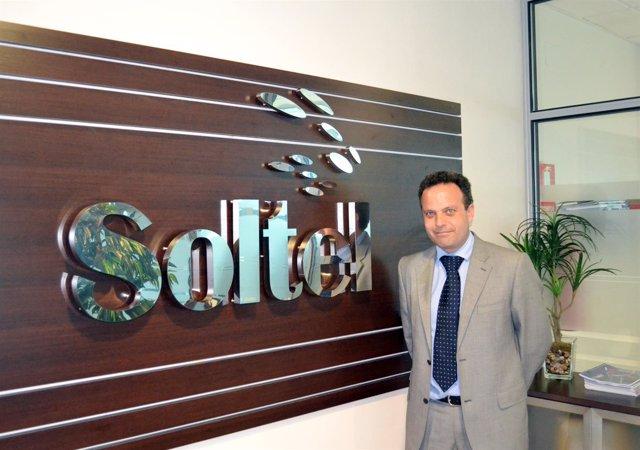 Julio Pérez del grupo Soltel