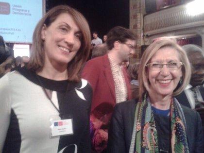 """UPyD presenta su candidatura a las Elecciones Europeas con la idea de construir una Europa """"más solidaria y social"""""""