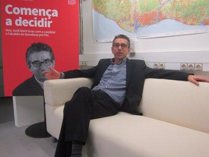 """Martí: """"Se acercan a mi porque las fuerzas soberanistas no tienen discurso de Barcelona"""""""