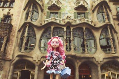 Mattel dedica una muñeca 'monster high' a la Barcelona de Gaudí