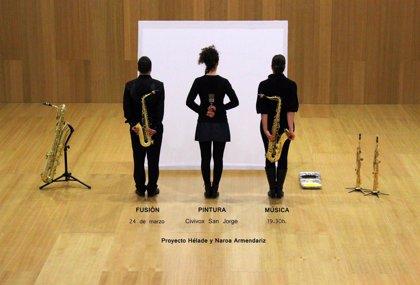 Música y pintura abren el ciclo 'Miradas de cultura contemporánea'
