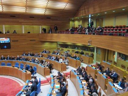 El Parlamento de Galicia acoge el próximo martes una campaña de detención precoz del glaucoma