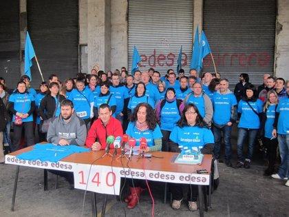 """(Ampliación) Trabajadores de Edesa finalizan su encierro y afirman que seguirán con su """"lucha"""""""