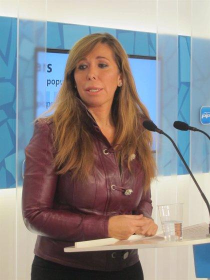 """Camacho dice que el mejor homenaje es """"respetar la ley"""", construir democracia y europeísmo"""
