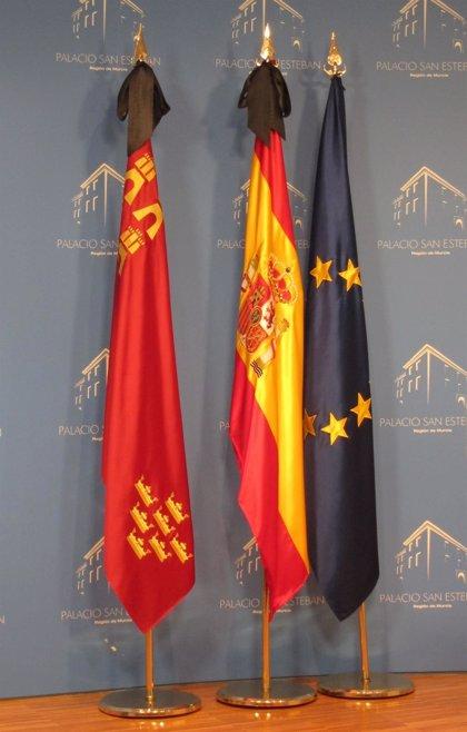 Valcárcel expresa las condolencias de toda la sociedad murciana por el fallecimiento del ex-presidente