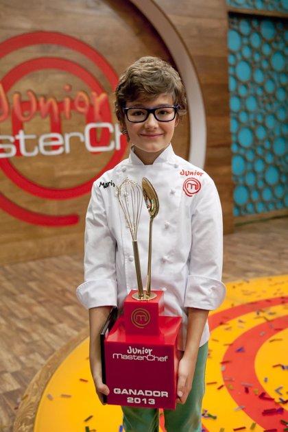 Bodegas Franco Españolas reúne por primera vez al ganador y semifinalista del programa 'Masterchef Junior'