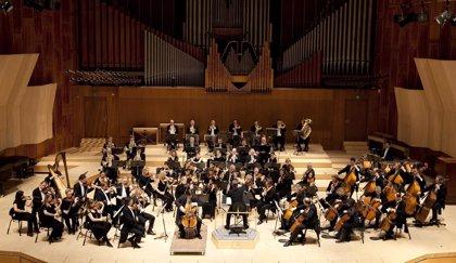 El Palacio de Festivales acoge un concierto de la Orquesta Filarmónica de Copenhague