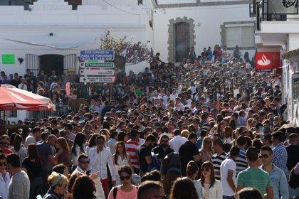 """Benalup despide con """"gran ambiente"""" el fin de semana de la Fiesta de la Independencia"""