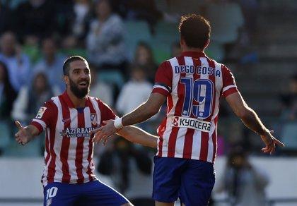 Crónica del Betis - Atlético de Madrid, 0-2