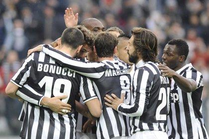 La Juventus sigue con su marcha triunfal