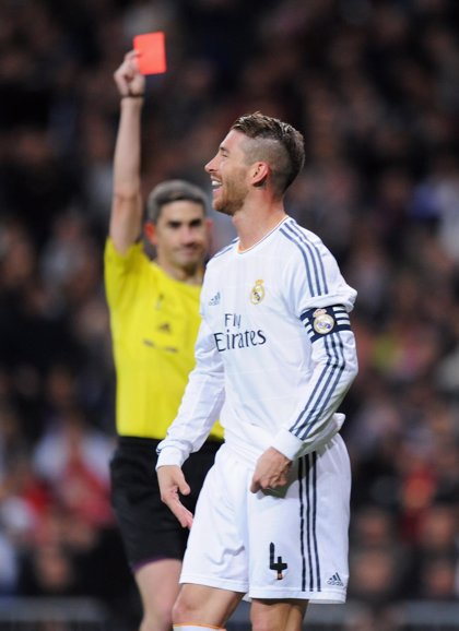 """Ramos: """"Por el bien del fútbol y del Madrid esperemos que Undiano no nos pite más"""""""