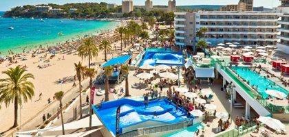 Los hoteles de la Región de Murcia computan en febrero un total de 156.916 pernoctaciones