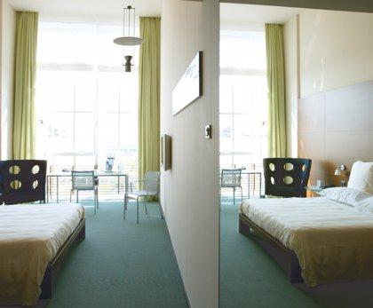 Caen un 2,9% las pernoctaciones en hoteles