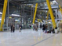 Aeropuerto De Barajas, T1