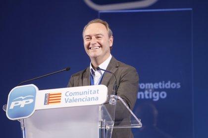 """Fabra afirma que """"los tiempos"""" para la elección del candidato del PP a las europeas """"los marca"""" Rajoy"""