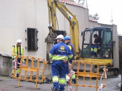 Comienza la renovación del abastecimiento en las calles Nazarín, Marqués de Santillana, La Unión y Gamazo