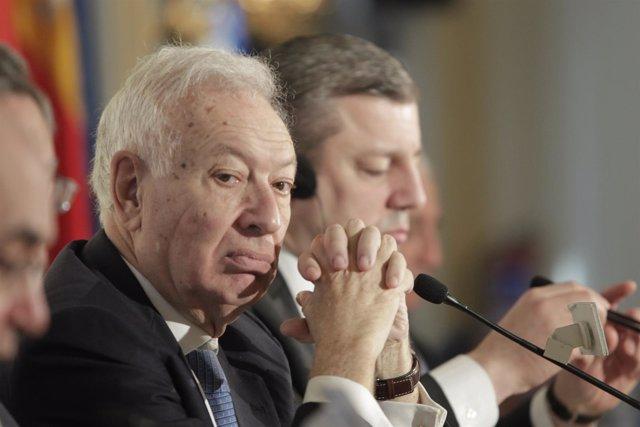 Ministro de Asuntos Exteriores y de Cooperación, José Manuel García-Margallo