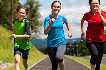 La actividad física de las madres puede condicionar la de sus hijos, según estudio