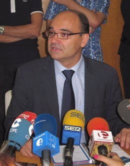 Manuel Palomar en una imagen de archivo