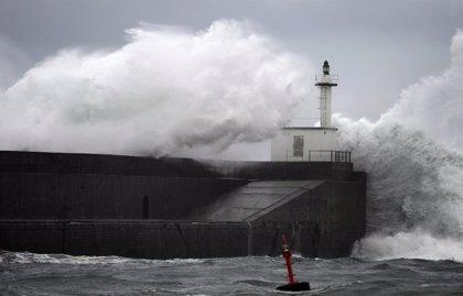 El viento fuerte y las precipitaciones, de nieve sobre 800 metros, afectarán a España hasta la próxima semana