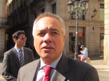 """Pere Navarro dice que debe """"servir de ejemplo"""" por liderar un proceso complejo con """"el diálogo como única arma"""""""