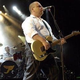 El cantante de los Pixies