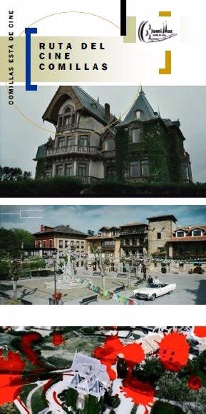 Comillas.- El Ayuntamiento ofrece una experiencia de película en la villa con la ruta 'Comillas está de cine'