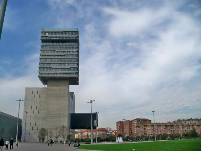 Torre de BEC
