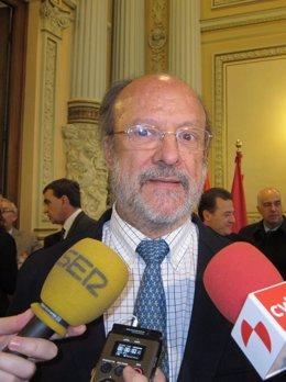 Alcalde de Valladolid, Francisco Javier León de la Riva.