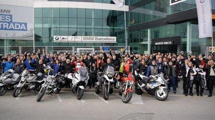 BMW Barcelona presenta su 'R Nine T' y la nueva temporada Motorrad
