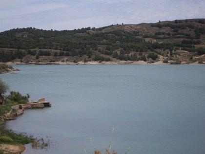 Los embalses de la Cuenca del Ebro, al 80,4% de su capacidad