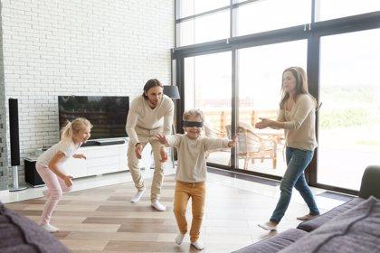 Juegos con niños para una tarde en casa