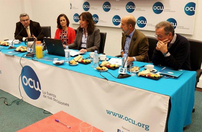 Presentación campaña OCU