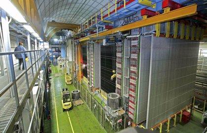 El CERN halla el neutrino transformista