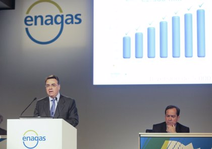 Economía/Empresas.- Enagás abonará el 3 de julio un dividendo complementario de 0,76 euros