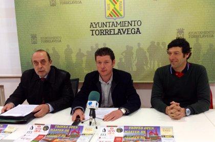 CANTABRIA.-Casi 200 nadadores participarán el sábado en el Trofeo Open Master de Torrelavega