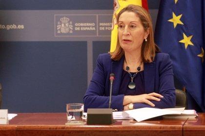 Economía/Empresas.- Ana Pastor presidió la presentación al sector del plan del Gobierno para rescatar autopistas