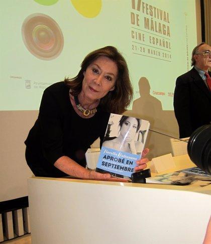 'Aprobé en septiembre', la aventura personal y profesional de la actriz Fiorella Faltoyano