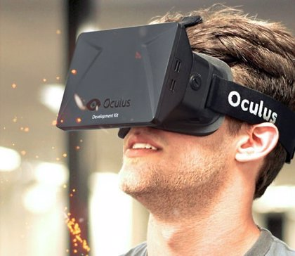 Facebook compra Oculus Rift por 2.000 millones de dólares