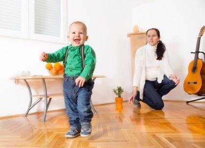 Primeros pasos, los zapatos ideales para los niños