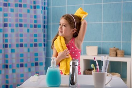 La higiene fomenta virtudes en los niños