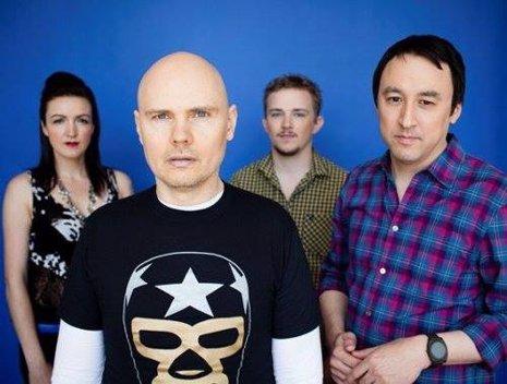 The Smashing Pumpkins, dos nuevos álbumes para 2015