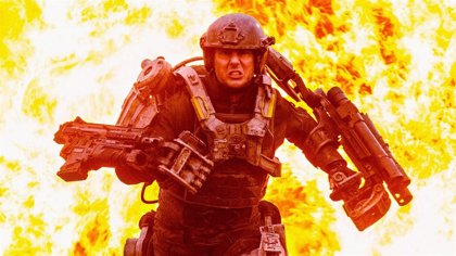 Tom Cruise muere una y otra vez en el nuevo tráiler de Edge of Tomorrow