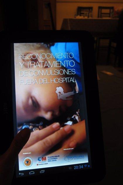 Médicos españoles desarrollan 'Convulsiones', una aplicación móvil que enseña qué hacer ante una crisis epiléptica
