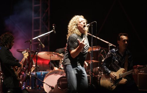 Robert Plant  de Led Zeppelin