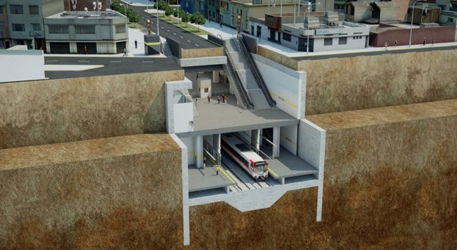 Metro de Lima, que construirán FCC y ACS