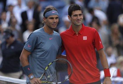 Nadal y Djokovic, en la final del Masters 1.000 de Miami