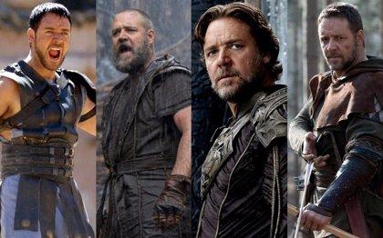 Noé y otros diez papelones inolvidables Russell Crowe