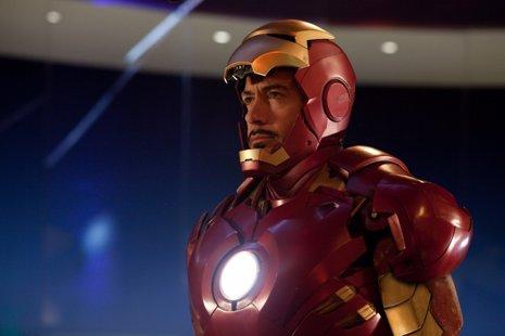 Robert Downey Jr. Es Iron Man En Los Vengadores
