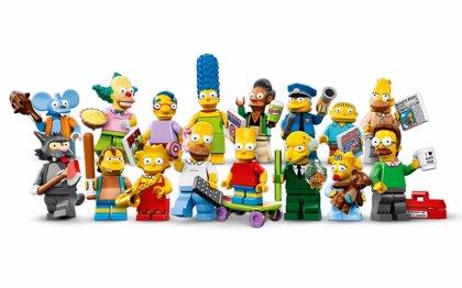 Los personajes de 'Los Simpson' ya tienen sus figuras de LEGO